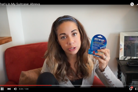 WIMS: Abreva Cold Sore Cream